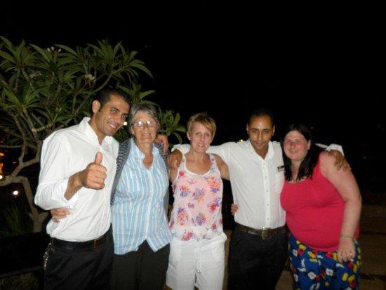 Park Inn by Radisson Sharm El Sheikh Resort : friends