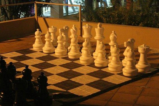 Doubletree by Hilton San Juan: Chessboard