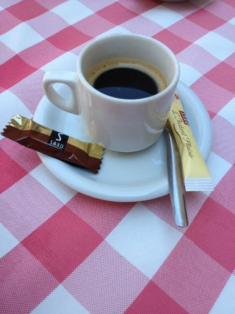 Creperie Chez Chantal: Coffee