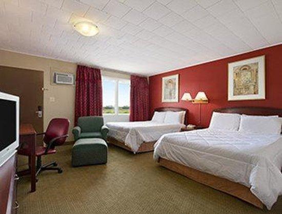 Ridgetown Inn: Standard Double Room