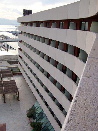 Ohtels Campo de Gibraltar: vista desde el balcón