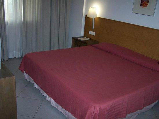 Ohtels Campo de Gibraltar: la habitación