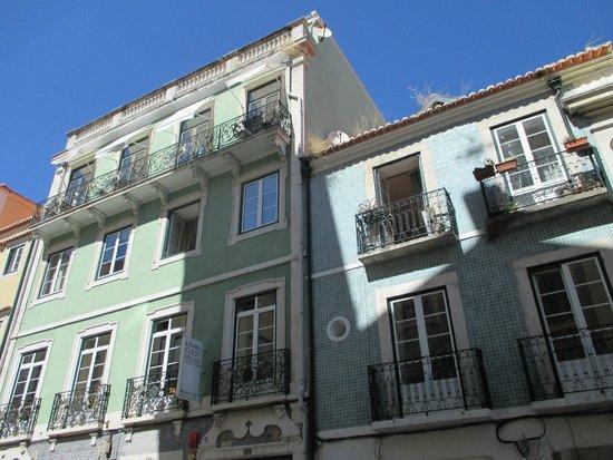Lavra GuestHouse façade