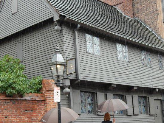 The Paul Revere House
