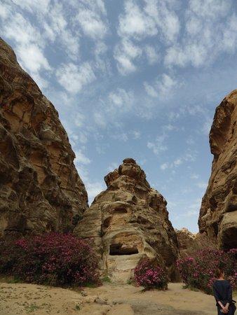 Beidha : Siq al Barid