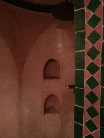 Riad Maipa: Salle de bain