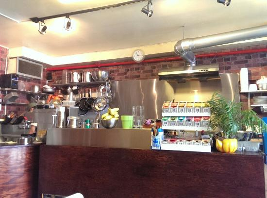 Photo of Cafe Average Joe's Cafe at 161 Baldwin St Unit 1, Toronto M5T 1L9, Canada