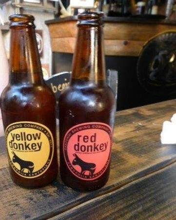 BeerTime: Excellent Red & Yellow Donkey!
