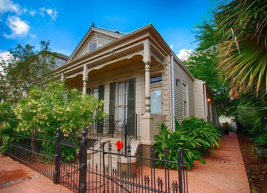 Lamothe House Hotel: Marigny Guest House