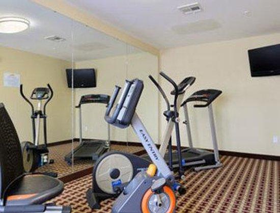 Baymont Inn & Suites Sulphur : Fitness Center