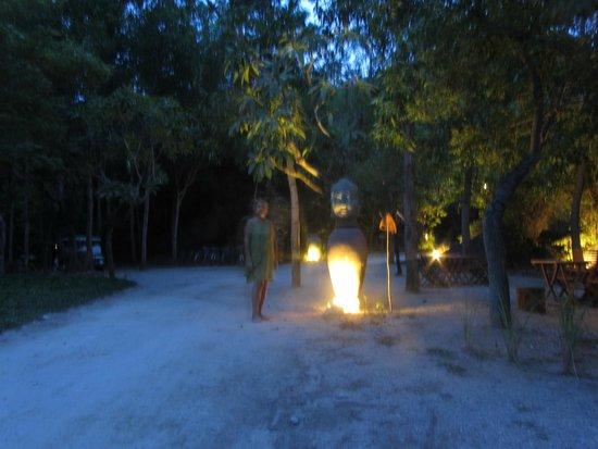L'Alyana Ninh Van Bay: Atardecer