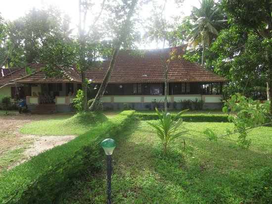 The Pamba Heritage Villa: Guesthouse