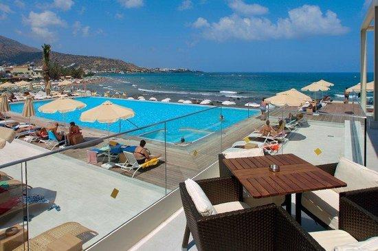 Aktia Lounge Hotel & Spa : Beach