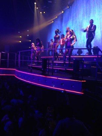Coco Bongo Cancún: show