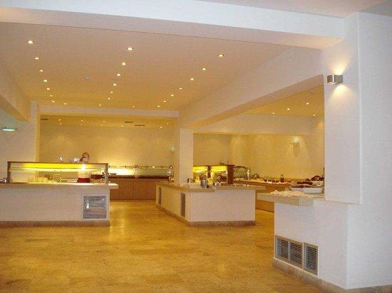 Aktia Lounge Hotel & Spa : Buffet Restaurant