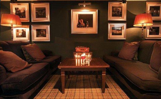 Hotel du Vin & Bistro: Lounge