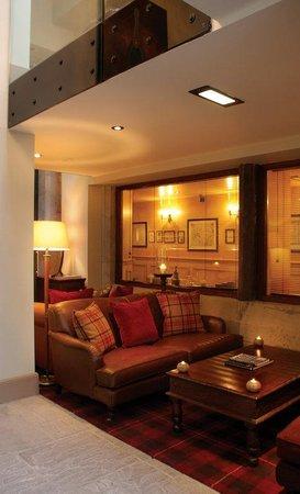 Hotel du Vin & Bistro: Lobby