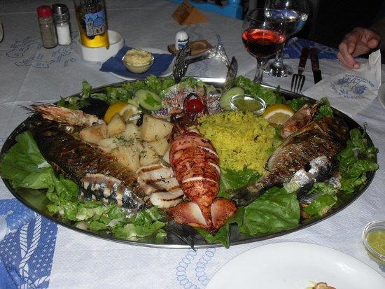 Taverna Andreas: Super grigliata!