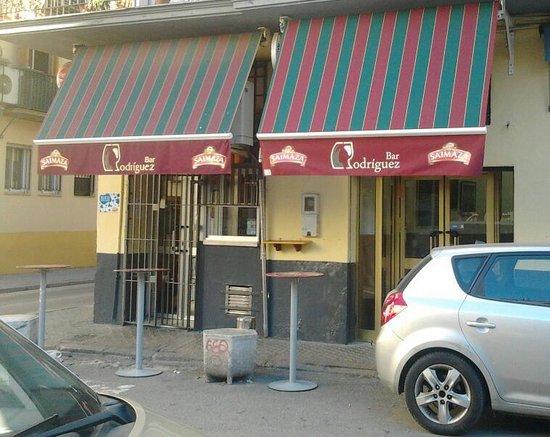 Bar Rodriguez Sevilla