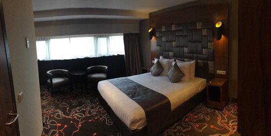 XO Hotels Park West: Room