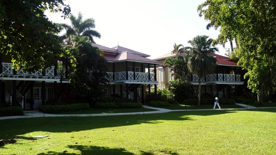 Sandals Negril Beach Resort & Spa: The Palms Buildings