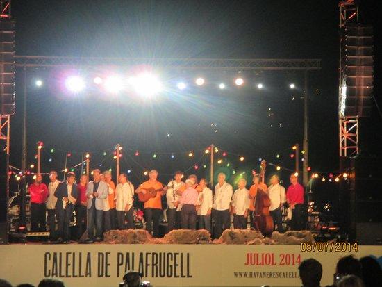 """Camping La Siesta : Festival """"Cantada d'Havaneres"""""""