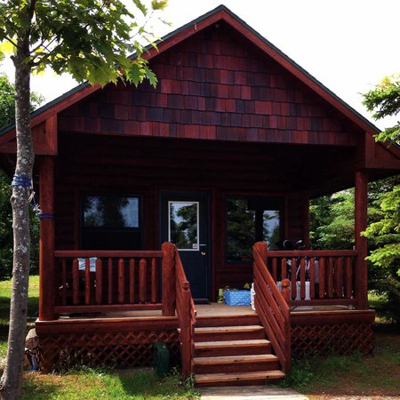 Mackinaw Mill Creek Campground: Cabin B4