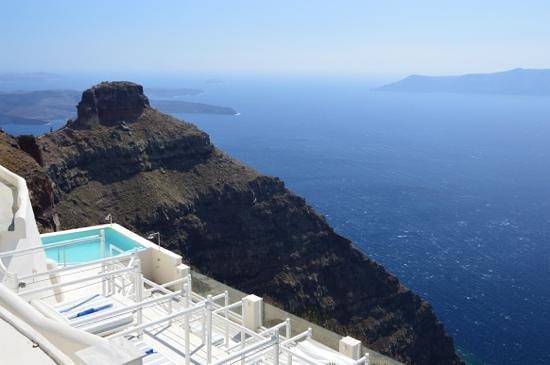 Andromeda Villas: pool and nice view