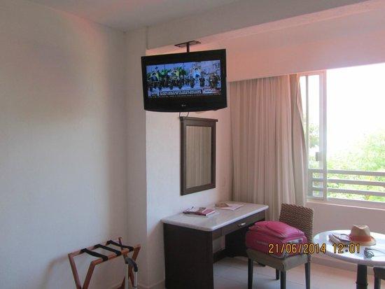 Las Brisas Huatulco : Room