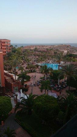 H10 Costa Adeje Palace: Vistas desde la habitación