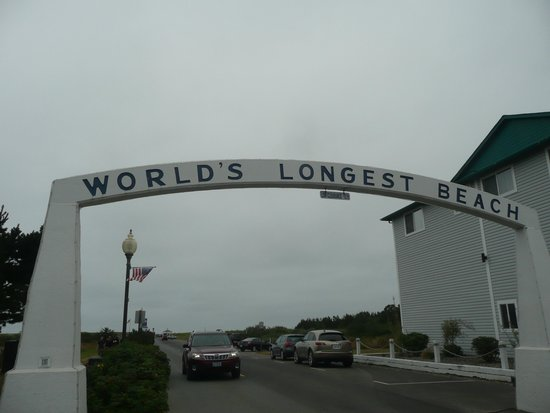 Long Beach : Worlds Longest Beach!