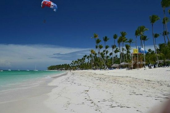 Grand Palladium Bavaro Suites Resort & Spa: пляж
