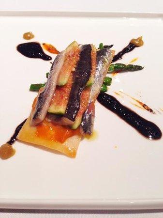 Cocinandos: Coca de sardinas, brevas, tomillo, trigueros y aceitunas negras
