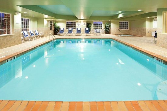 Holiday Inn Express Columbus - Dublin: Indoor Swimming Pool