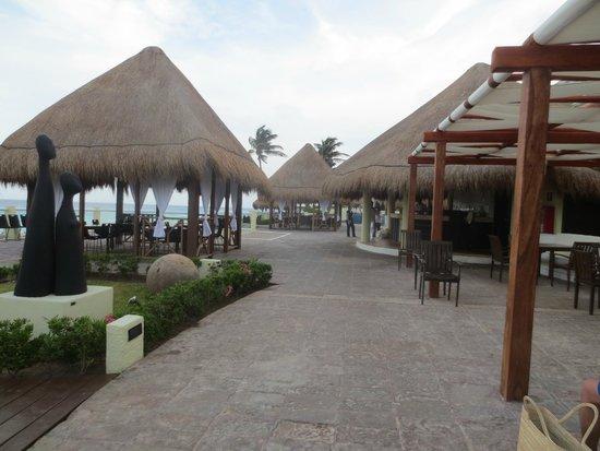 Paradisus Cancun: La Palapa resturant