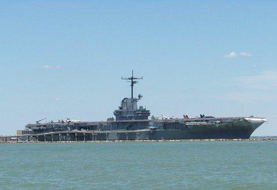 Staybridge Suites Corpus Christi: USS Lexington Corpus Christi