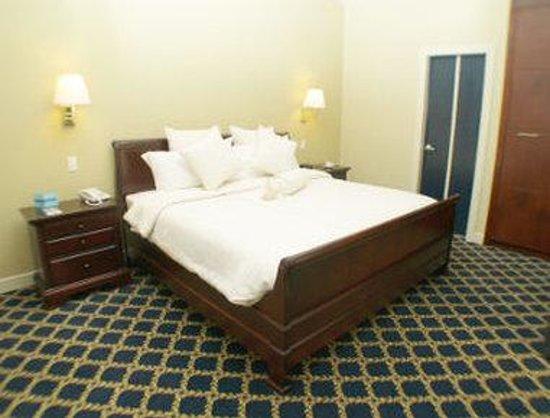 Howard Johnson Hotel Loja: Suite