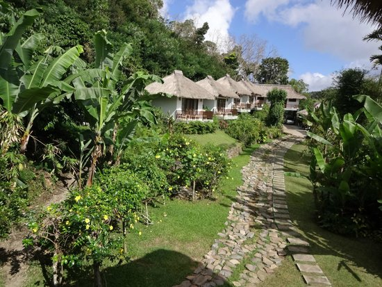 Kelimutu Crater Lakes Eco Lodge : Cottages