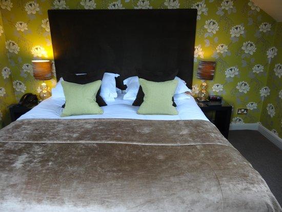 Homewood Park Hotel & Spa: bedroom