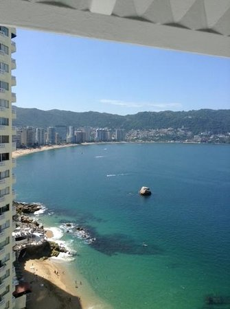 Fiesta Americana Villas Acapulco: Acapulco desde Fiesta Americana