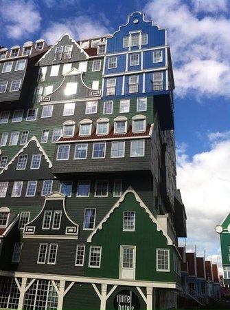 Inntel Hotels Amsterdam Zaandam: The Inntel Hotel in Zaandam