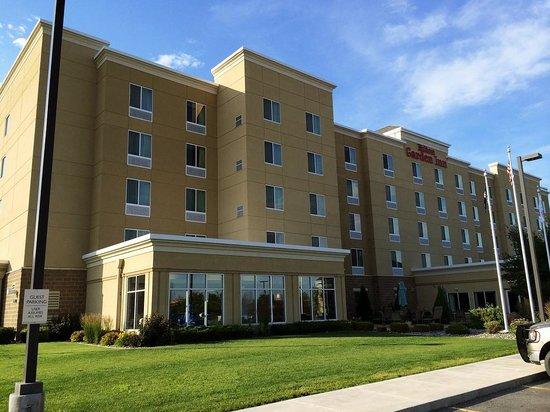 Hilton Garden Inn Billings: Hotel