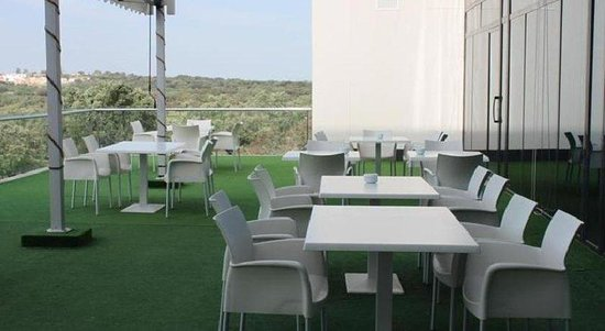 Hotel Valles de Gredos: Exterior