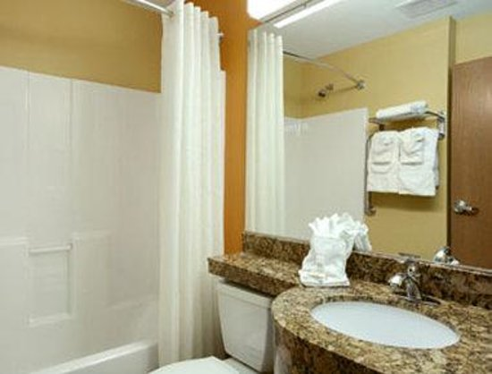 Microtel Inn & Suites by Wyndham South Bend/At Notre Dame: Bathroom