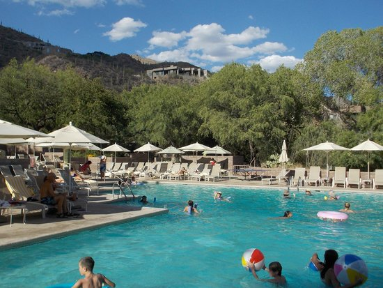 Loews Ventana Canyon Resort: pool