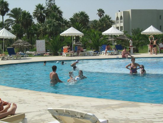 Iberostar Diar El Andalous: la piscine
