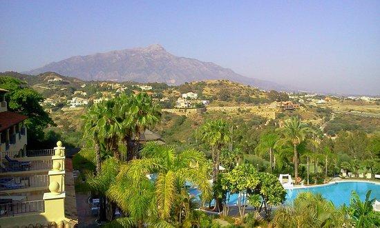 The Westin La Quinta Golf Resort & Spa: Amazing view