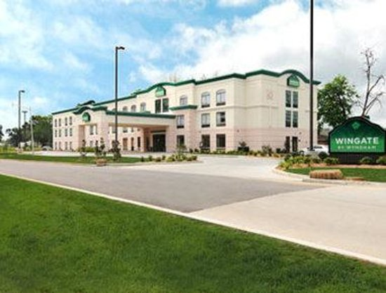 Wingate by Wyndham Lafayette Airport : Welcome to the Wingate by Wyndham Lafayette
