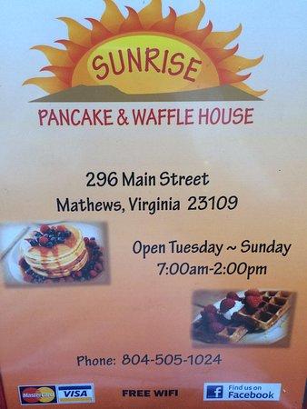 Sunrise Pancake and Waffle House: getlstd_property_photo