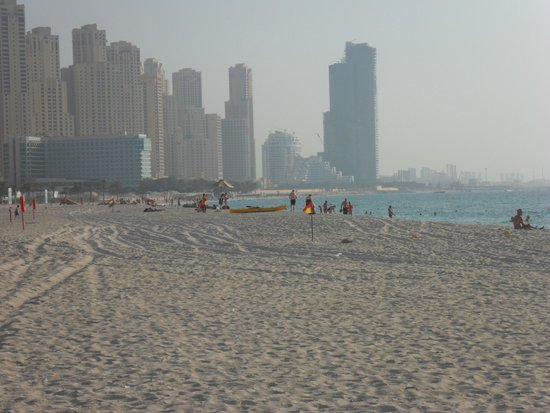 Habtoor Grand Resort, Autograph Collection: Dubai beach